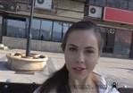 Девушка из Украины на кастинге у Вудмана