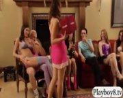 Свингеры наслаждаются оральным сексом для Playboy