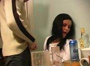 Пьянка русских подростков