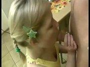 Секс с миниатюрной русской девушкой