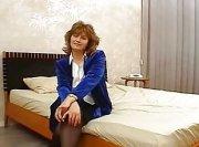Мама Люда в 51 год захотела сниматься в порно