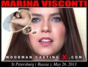 Двойное проникновение в русскую Марину на кастинге у Вудмана