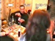Пьяные русские свингеры замутили групповуху