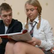 Русские подростки поебались после урока английского языка
