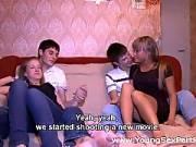 Молодежный свингер сес по-русски