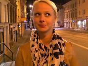 Шальная блондинка дала за деньги во все дырки